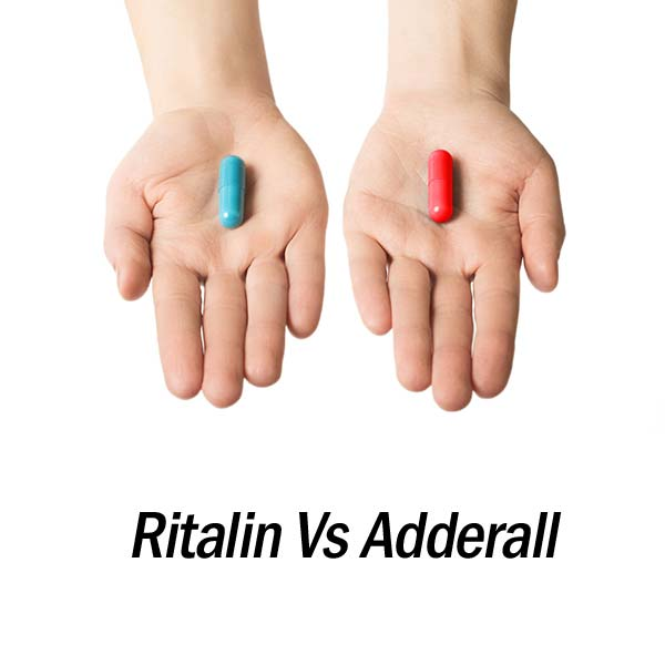 Ritalin Vs Adderall: Which is Best for Studying in 2019
