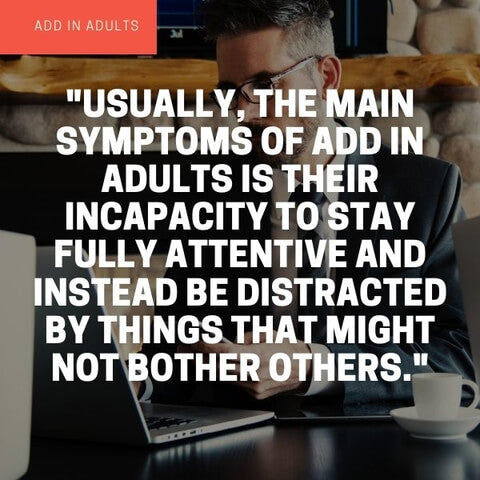 ADD in adults