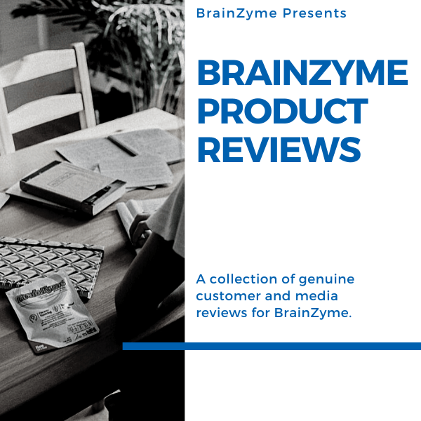Brainzyme product reviews