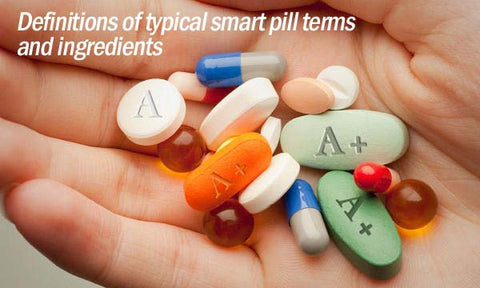 smart pills is one of the term used for a cognitive enhancing substance