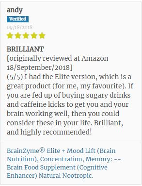 BrainZyme® Elite Review