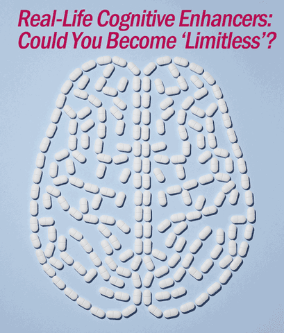 Real-Life Cognitive Enhancers Could You Become 'Limitless'