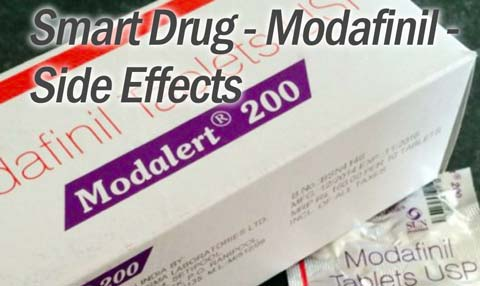 modafinil adverse effects