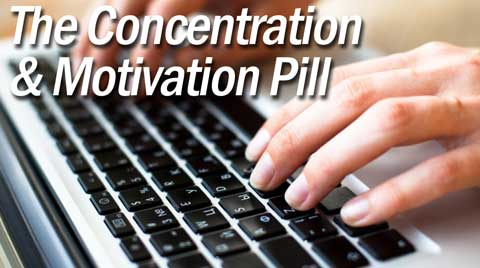 over the counter concentration supplements