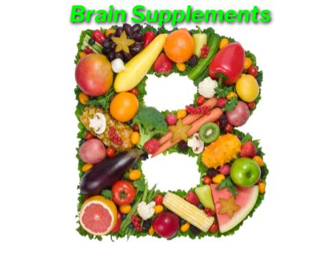 B vitamins: an effective supplement for the brain