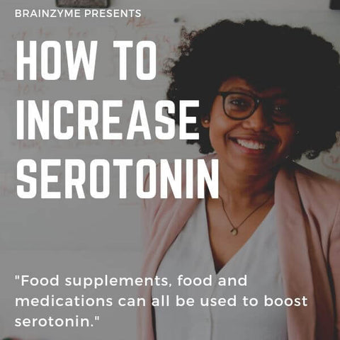 How to increase serotonin: Food, supplements and medication