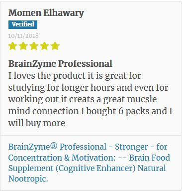 BrainZyme Professional Review 2