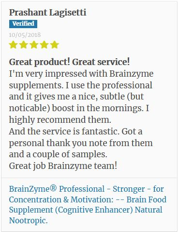 BrainZyme Professional Review 3