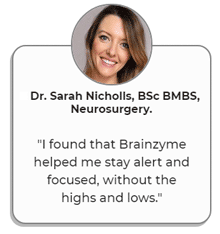 Dr. Sarah Nicoll's review of BrainZyme