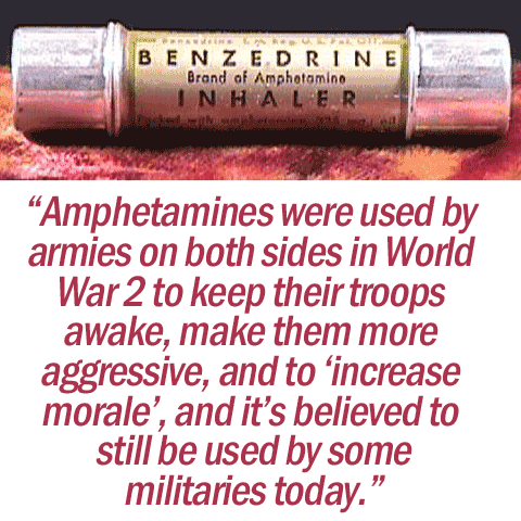 Adderall is made up of two stimulants called amphetamine and dextroamphetamine