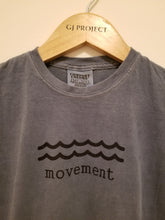 "Women's Blue ""Movement"" T-Shirt"