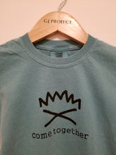 "Youth's Seafoam ""Come Together"" T-Shirt"