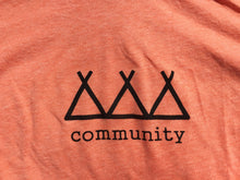 Men's Tri-Blend Community T-Shirt