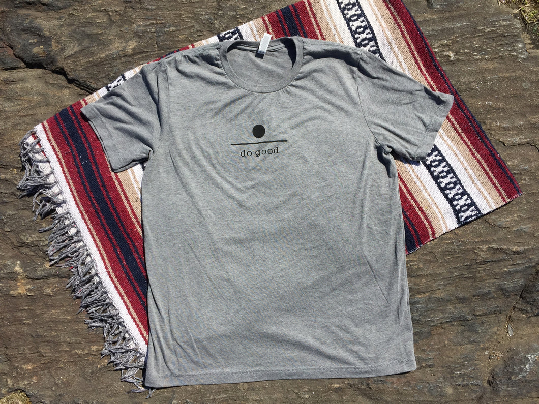 Men's Tri-Blend Do Good T-Shirt