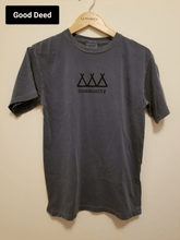 "Men's Blue ""Community"" T-Shirt"