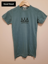 "Women's Seafoam ""Community"" T-Shirt"