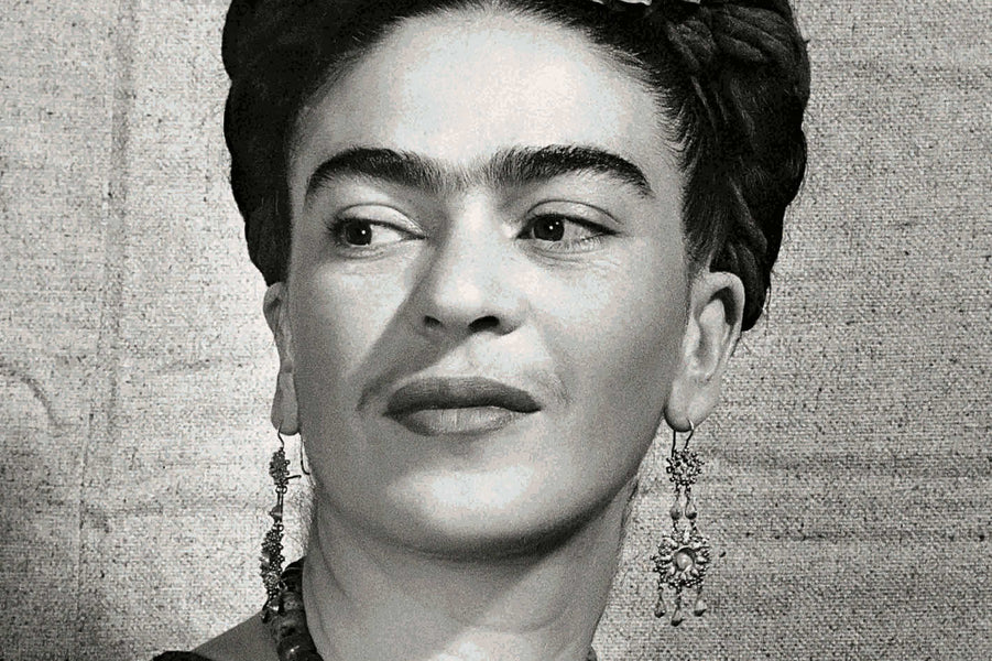 Honoring Frida: HER way, not EUR-way.