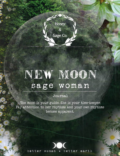 Sage Woman Journal: July Moon 2017