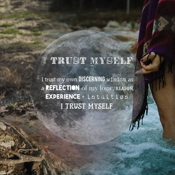 I Trust Myself: The Root Chakra + Self-Care