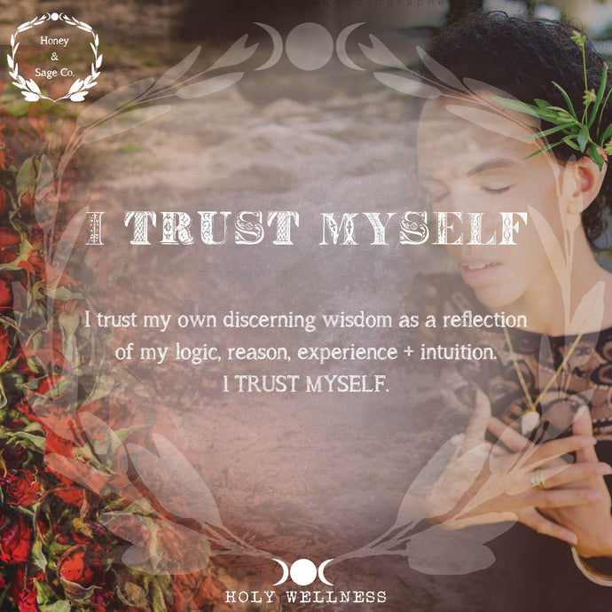 The Ugly Truth - I Trust Myself