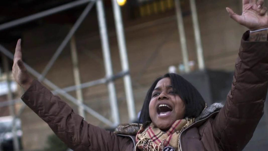 We The [White] People Killed Erica Garner: Black Maternal Mortality + White Birthworkers