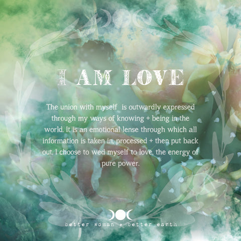 A Beginner's Guide to the Heart Chakra: I Am Love