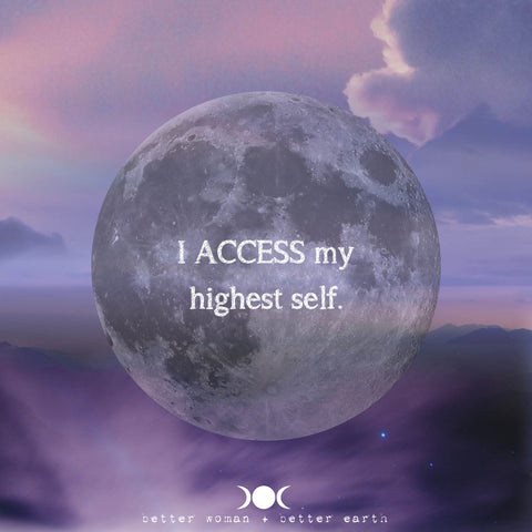 Crown Chakra: I Access My Highest Self