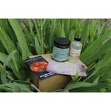 Holy Wellness Care Package (single box), Care Package - Honey & Sage