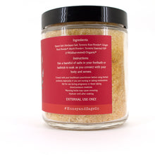 Load image into Gallery viewer, I Am Well Salt Soak, Bath Salts - Honey & Sage