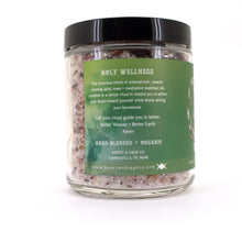 Load image into Gallery viewer, I Am Grounded Salt Soak, Bath Salts - Honey & Sage