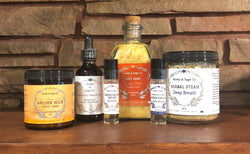 Immune Support Care Package, Care Package - Honey & Sage