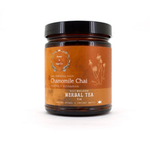 Load image into Gallery viewer, Herbal Tea: Chamomile Chai Core Warming Tonic, Tea - Honey & Sage