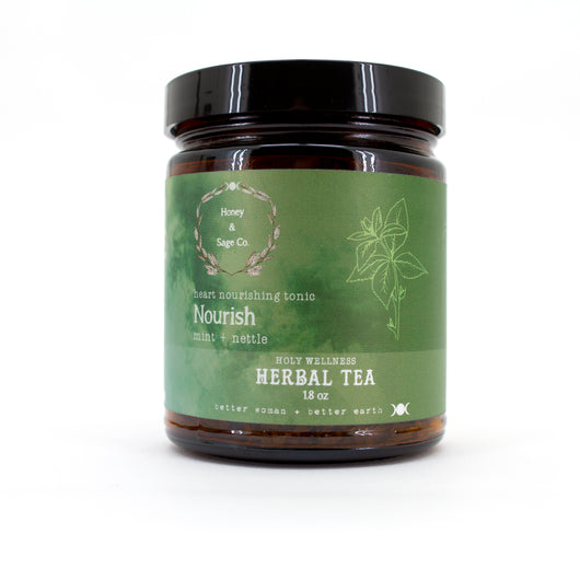 Herbal Tea: Nourish Heart Nourishing Tonic