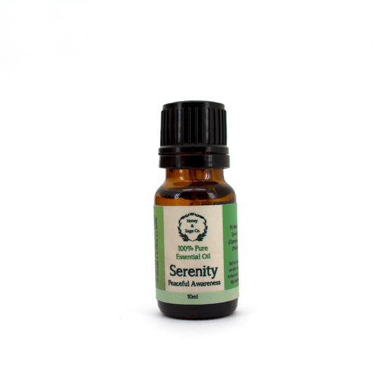 Essential Oil: Serenity Aromatherapy