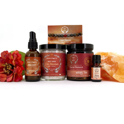 Sacral Collection: Creative Expression, Energy Collection - Honey & Sage