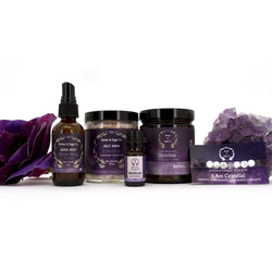 Crown Collection: Divine Acceptance, Energy Collection - Honey & Sage