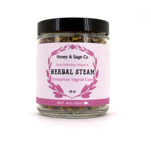 Load image into Gallery viewer, Herbal Steam: Postpartum Vaginal Care, Herbal Steam - Honey & Sage