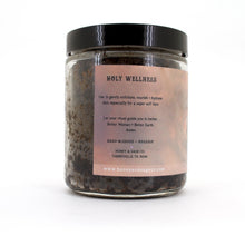 Load image into Gallery viewer, Java + Peppermint Honey Scrub, Sugar Scrub - Honey & Sage