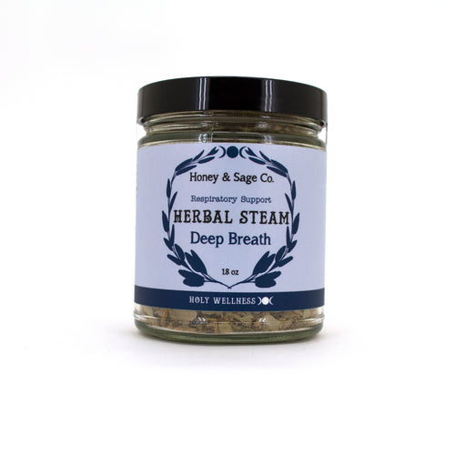 Deep Breath Herbal Steam