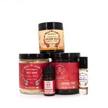 Load image into Gallery viewer, Immune Support Care Package, Care Package - Honey & Sage