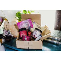 Sage Woman Care Package (3 Month Prepay), Care Package - Honey & Sage