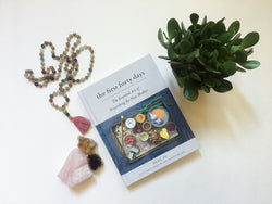 The First Forty Days: The Essential Art of Nourishing the New Mother, Book - Honey & Sage