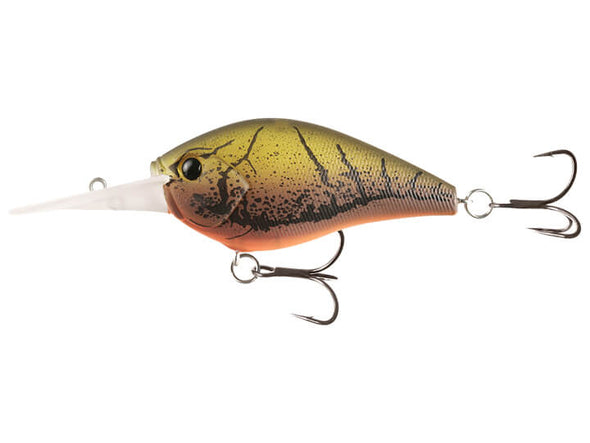 13 Fishing Cliff Banger Crankbait Day Old Guac