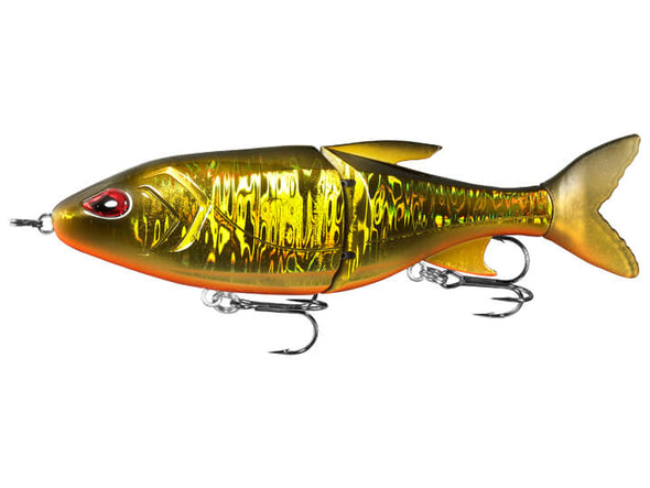 13 Fishing Glidesdale 185 Glide Bait Goldilocks