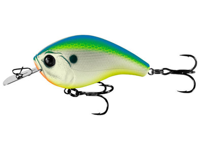 13 Fishing Jabber Jaw Citrus Shad