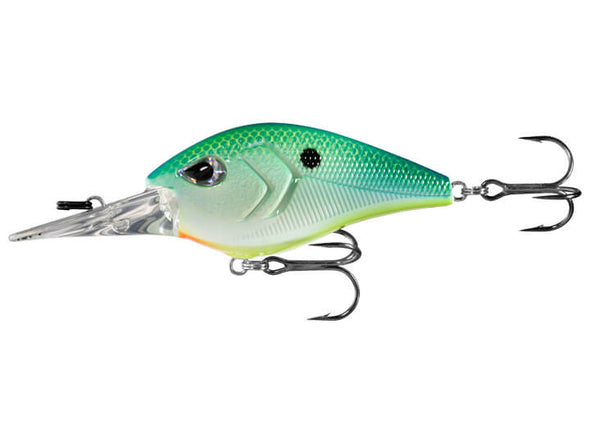 13 Fishing Troll Hunter Citrus Shad