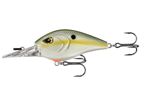 13 Fishing Troll Hunter Olive Shad