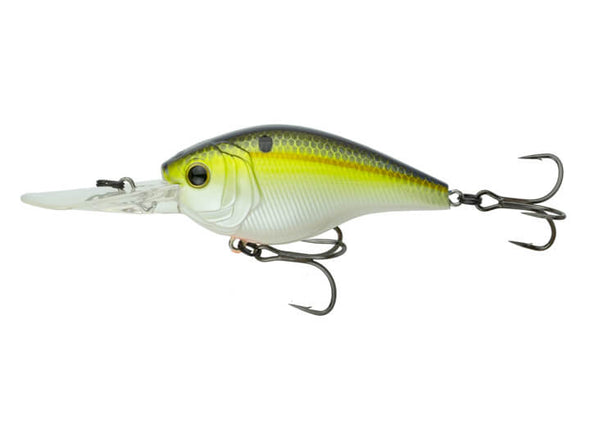 6th Sense Fishing Cloud 9 C10 Sexified Chartreuse Shad