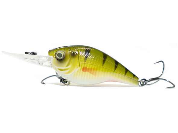 6th Sense Fishing Cloud 9 C6 Yellow Perch