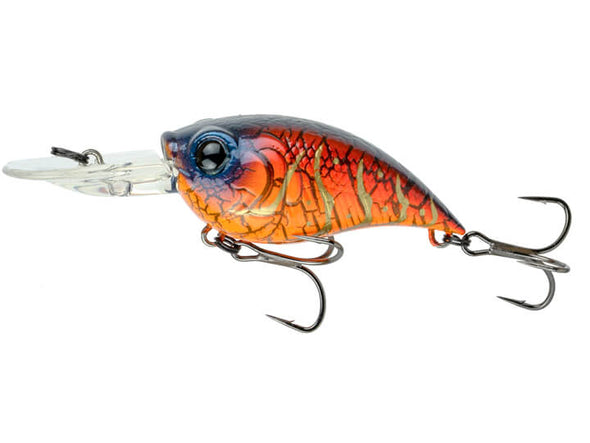 6th Sense Fishing Curve 55 Crackle Craw